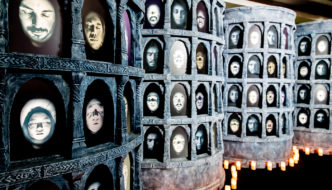 "San Diego Comic-Con 2016: HBO's ""Game of Thrones"" Hall of Faces (#SDCC #GameOfThrones)"