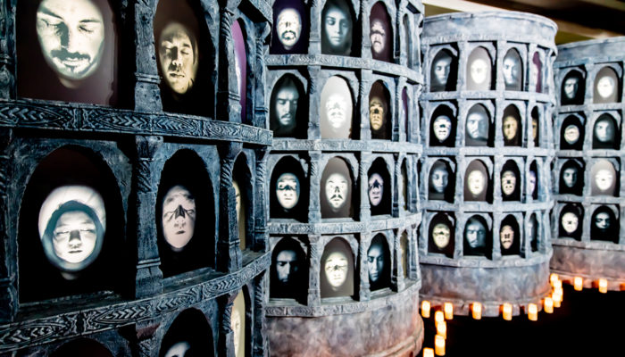 """San Diego Comic-Con 2016: HBO's """"Game of Thrones"""" Hall of Faces (#SDCC #GameOfThrones)"""