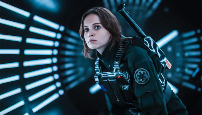 "(A Sort of) Movie Review: ""Rogue One: A Star Wars Story"""