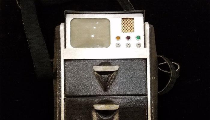eBay Alert: Star Trek Original Series Tricorder Prop… Buy A Replica for $8,500?