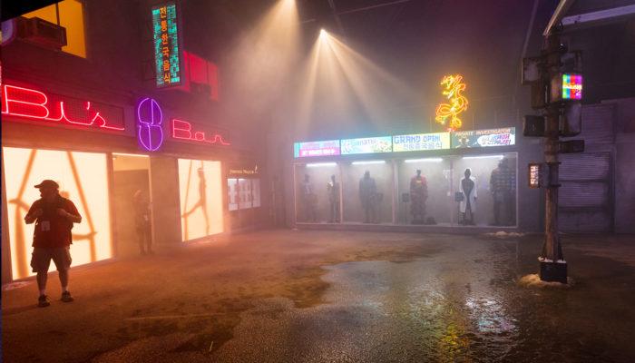 "San Diego Comic-Con 2017: ""Blade Runner 2049"" Experience with Movie Prop & Costume Exhibit (#SDCC #BladeRunner #BladeRunner2049)"