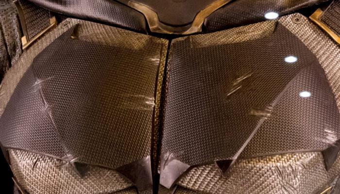 "San Diego Comic-Con 2017: DC Comics ""Justice League"" Costume Exhibit (#SDCC #DCComics #JusticeLeague)"