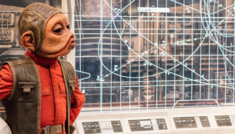 San Diego Comic-Con 2017: Star Wars Costume Exhibits (#SDCC #StarWars #TheLastJedi)