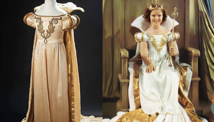 Missing: Shirely Temple Gown from The Little Princess Lost by UPS (Sold in Kansas City?)