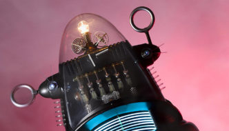 "Bonhams Breaks Auction Records with $5.375 Million for ""Robby the Robot"" Movie Prop From ""Forbidden Planet"""