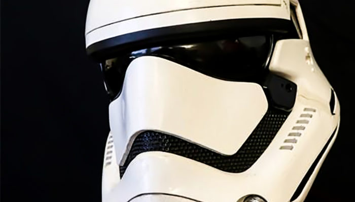 IfOnly & Lucasfilm Auction Off Screen-Used Star Wars Stormtrooper Helmets for Charity
