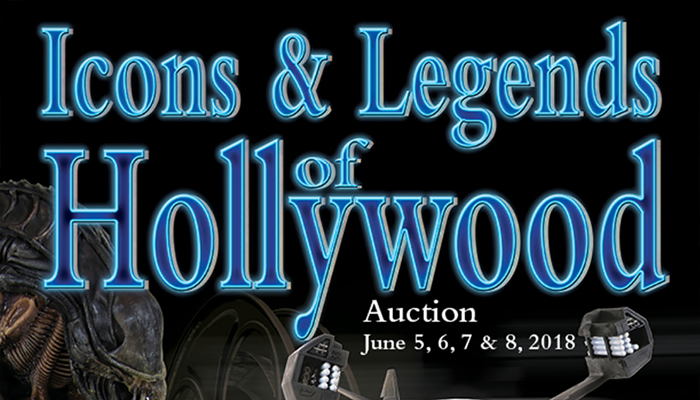 """e7370e558750b It would appear that Lot 1112 in """"Hollywood Auction 89"""" in June 2017 went  unsold"""