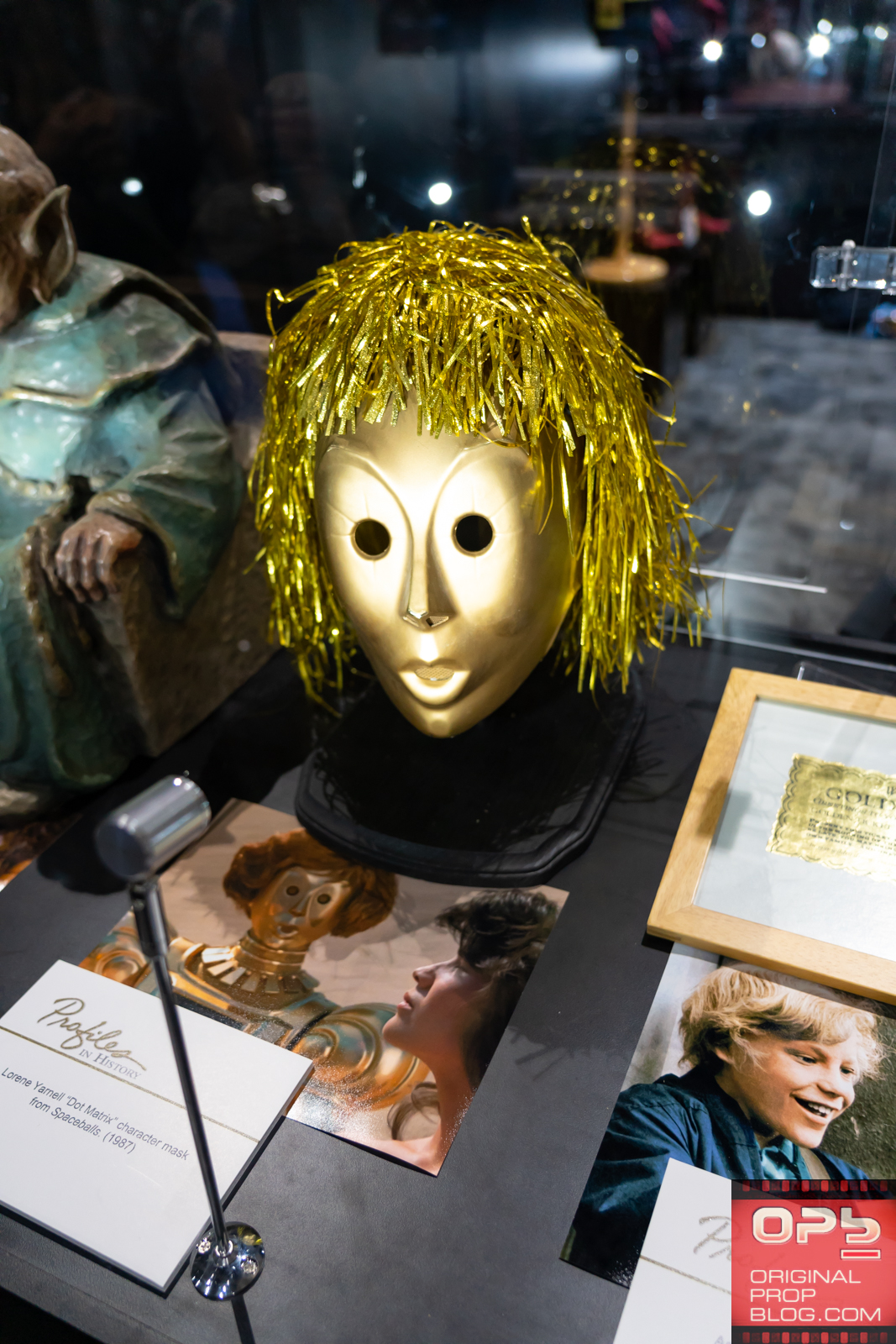 San Diego Comic Con 2018 Profiles In History Movie Props And