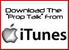 Jason DeBord The Original Prop Blog on Apple iTunes Store Podcast