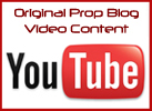 Original Prop Blog Jason DeBord YouTube Video Portal